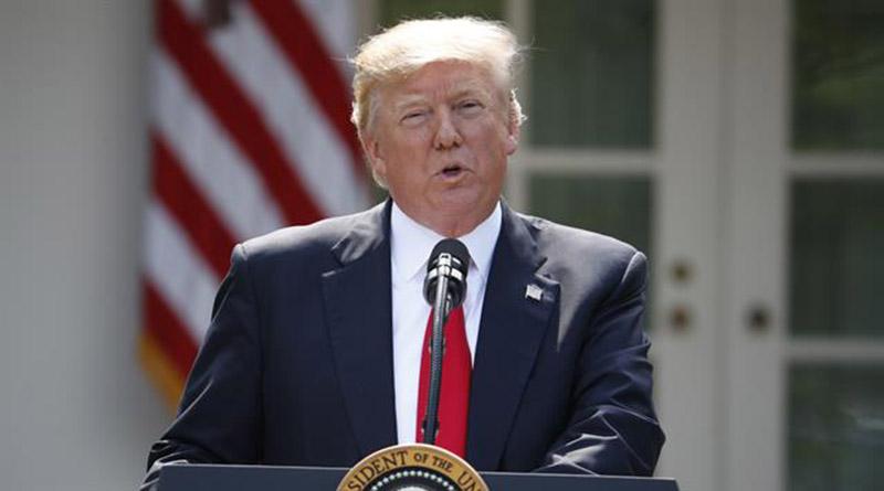 Donal Trump, cambio climático, Acuerdo de París