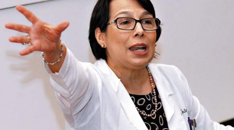 Doctora Elsa Palau da positivo de Covid-19