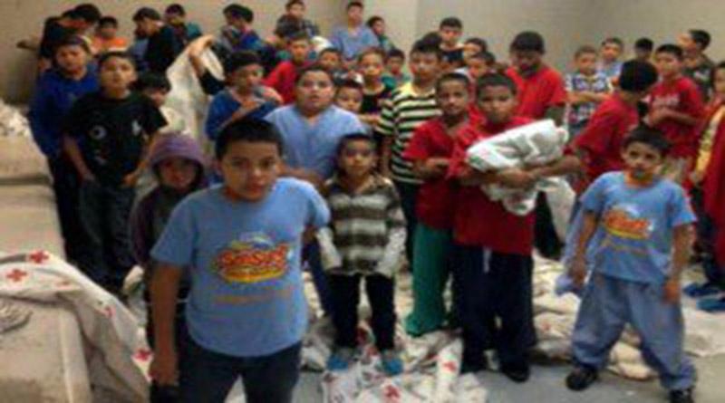 niños solicitantes de asilo