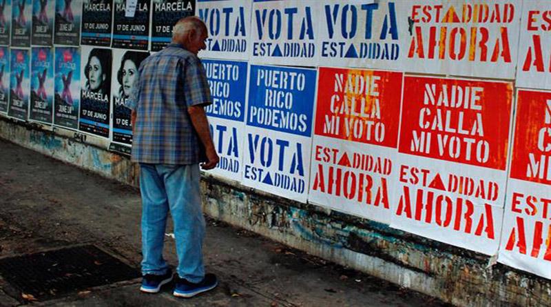 Puerto Rico, Referéndum, elige, EE.UU.
