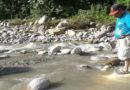 Coalición Ambientalista de Copán denuncia contaminación de río Lara por compañía minera