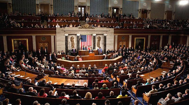 Con 42 hispanos, se instala nuevo Congreso de EEUU
