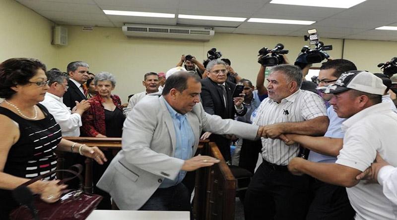 David Romero, Libre, requerimiento fiscal