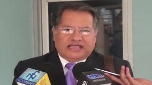 anuncia acciones contra Edgardo Rodríguez