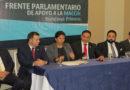 Frente Parlamentario urge a la CSJ emitir opinión sobre Ley de Colaboración Eficaz