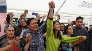 Berta Cáceres, policía Honduras, atentado