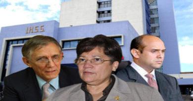 Sindicatos piden a Secretaría del Trabajo, destitución de interventora del IHSS
