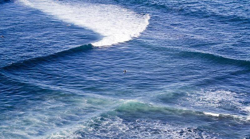 ¿Sabías que hay una isla con olas cuadradas?
