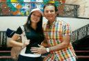 Salvador Nasralla anuncia en Danlí que será papá