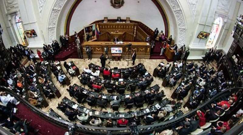 Parlamento venezolano pide a comunidad internacional desconocer resultados de Constituyente