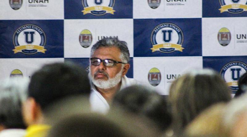 Ramón Romero, Junta de Dirección Universitaria