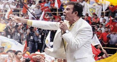 Nasralla acusa a la OEA de ser cómplice de la instalación de una dictadura en Honduras