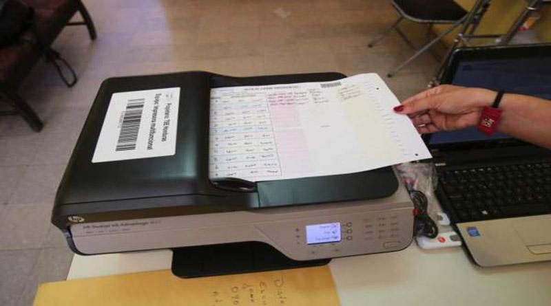 Transmisión electoral-TSE