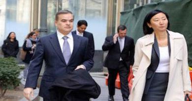 Niegan libertad anticipada a Yani Rosenthal por temor a que regrese al lavado de activos