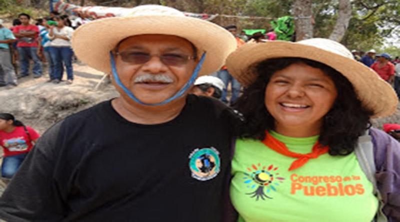Fue la violencia machista la que mató a Berta Cáceres