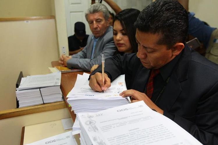 CICIG y Ministerio Público de Guatemala