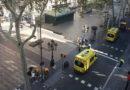 Al menos 13 muertos ha dejado un atentado terrorista en Barcelona