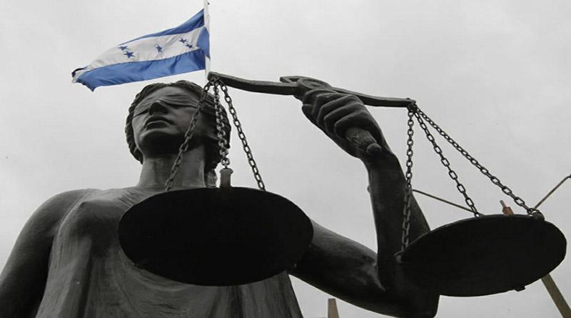 Extraditados, Poder Judicial