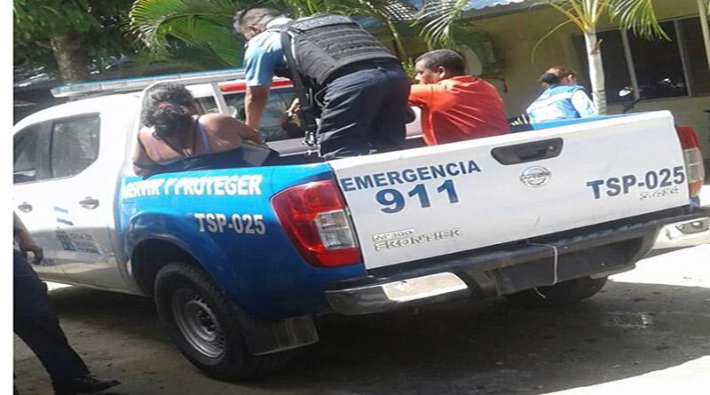 Policía detiene a un menor de edad y 5 adultos en Pajuiles, mientras ingenieros de Hidrocep supervisan desalojo