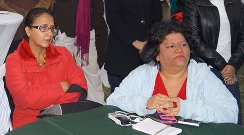 Defensoras de DD.HH. en Honduras