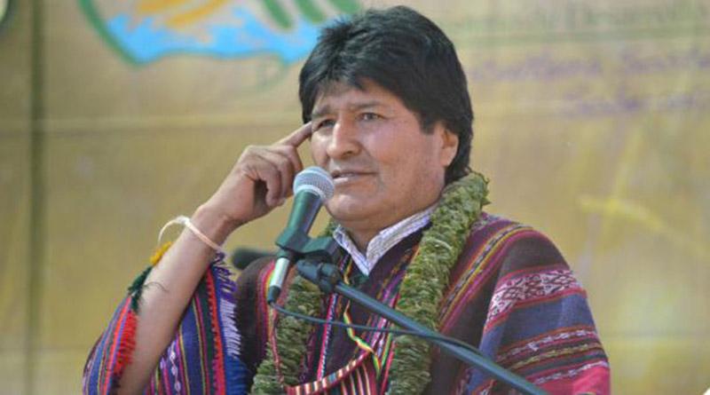 Evo Morales denuncia plan de EE.UU. para atacar a Venezuela antes de las elecciones del 20 de mayo