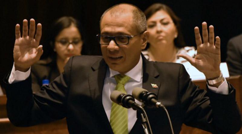 Fiscalía de Ecuador pedirá vincular a vicepresidente en cacaso Odebrecht
