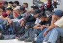 En México rescatan a 43 emigrantes centroamericanos