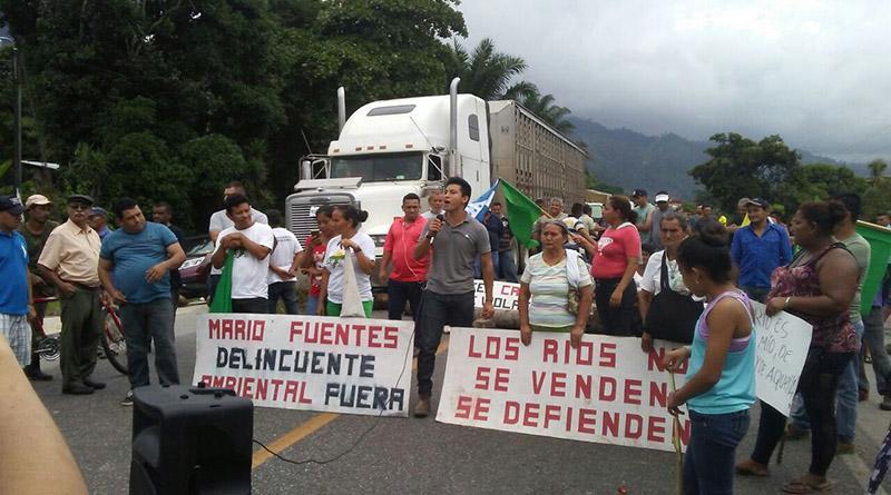 Familia Franciscana pide requerimiento fiscal y castigo a empresa Hidrocep