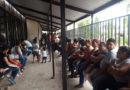 Empleados del Registro Nacional de las Personas arriban a su cuarto día de paralización