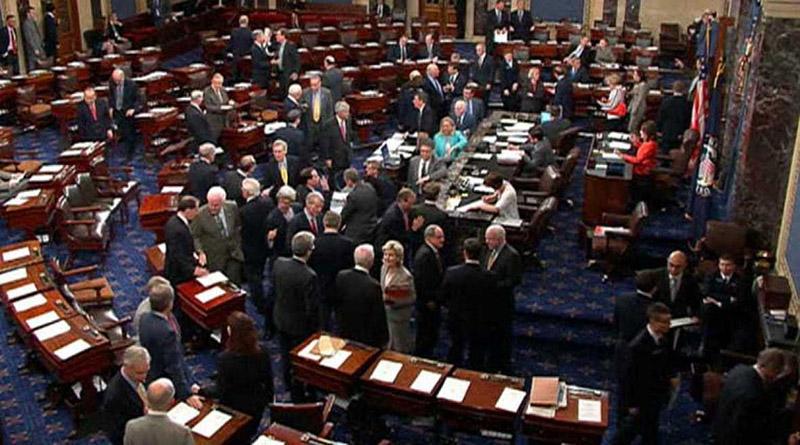 senadores EE.UU.