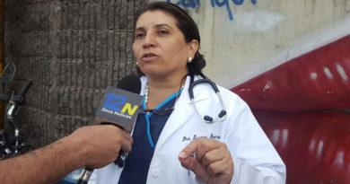 """""""No se puede llegar a un diálogo con una pistola en la cabeza"""": Suyapa Figueroa"""