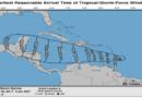 COPECO emite alerta verde para 7 departamentos de Honduras