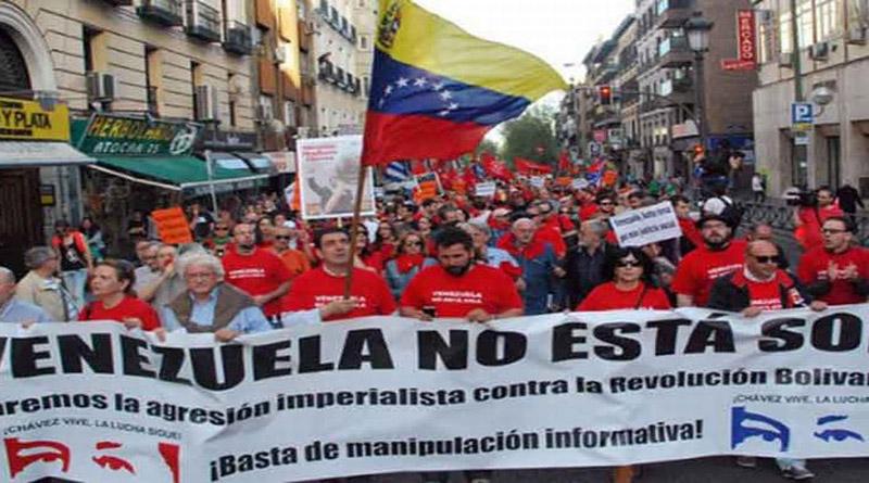 El periodismo necroterrorista contra Venezuela