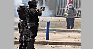 La hipocresía de la comunidad internacional ante las violaciones a los DD.HH. y los abusos del gobierno de Honduras