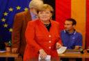 Sondeos a boca de urna dan como ganadora a Angela Merkel en Alemania