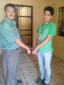 Defensores de derechos huma nos en Honduras
