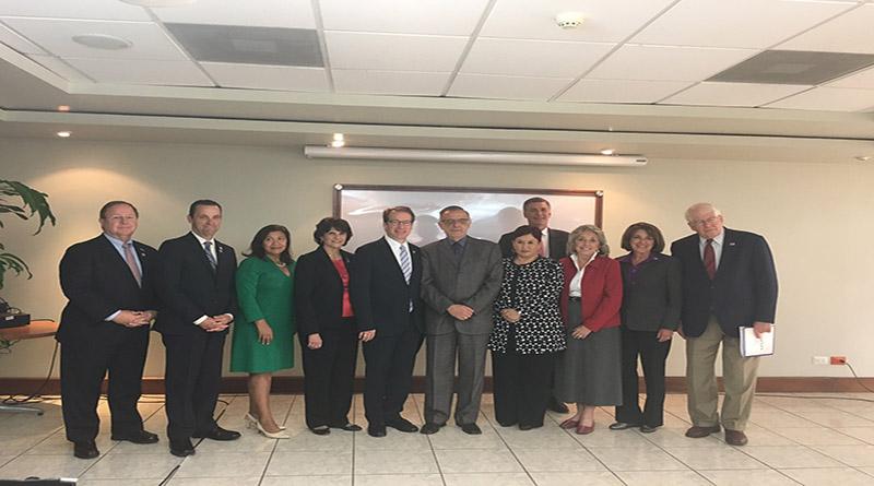 Congresistas gringos llegan a Guatemala para apoyar la CICIG