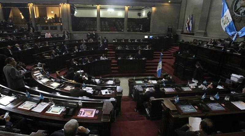 diputados de Guatemala