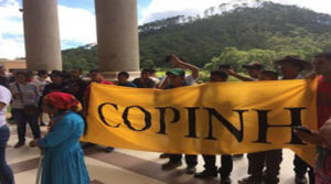 COPIHN como víctima del fraude en el Río Gualcarque
