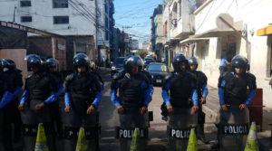 Universitarios capturados
