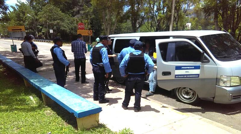 PEN Honduras demanda acciones prontas contra policías que torturaron defensores de derechos humanos