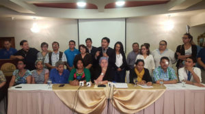 defensores de derechos humanos