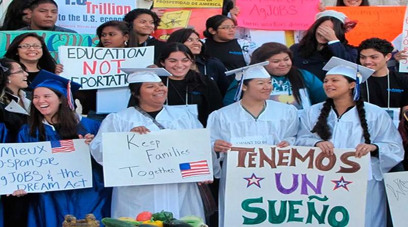 """Estados Unidos: """"Dreamers"""" reanudan permisos bajo""""DACA"""""""
