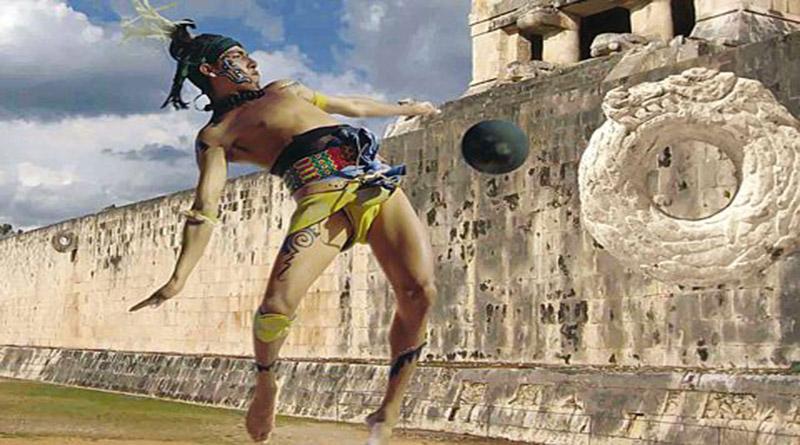 II Copa de Juego de Pelota Maya