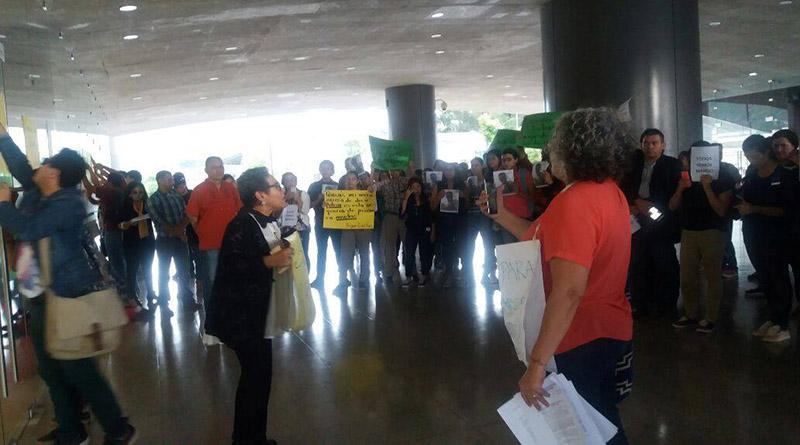 Docentes y estudiantes de la UNAH piden quitar proceso contra estudiante enviado a prisión