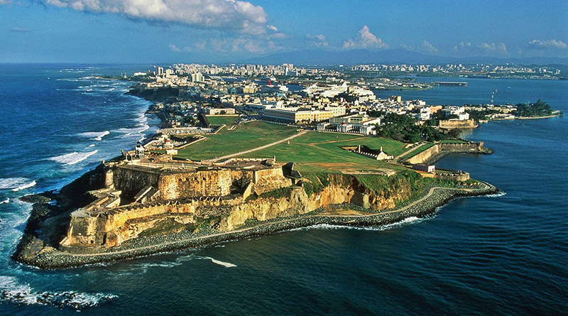 Con vientos de 257 km/h huracán maría se acerca a Puerto Rico