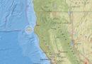 Sismo de 5,8 grados sacude la costa norte de California