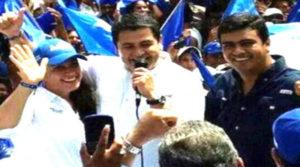 Un clan político de Honduras
