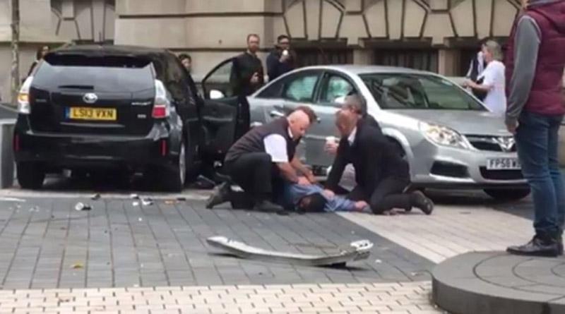 Atropello en Londres deja varios heridos