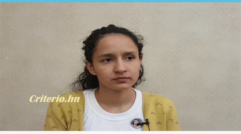 Hija de Berta Cáceres reclama justicia en Europa